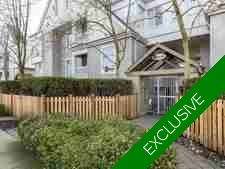 Kitsilano Townhouse for sale:  2 bedroom 834 sq.ft. (Listed 2020-03-14)