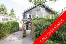 Kitsilano Townhouse for sale:  3 bedroom 2,048 sq.ft. (Listed 2015-08-25)